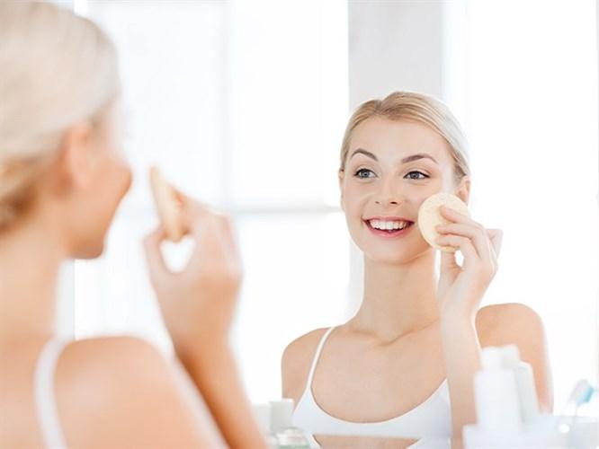 Limpieza Facial: Desmaquillar