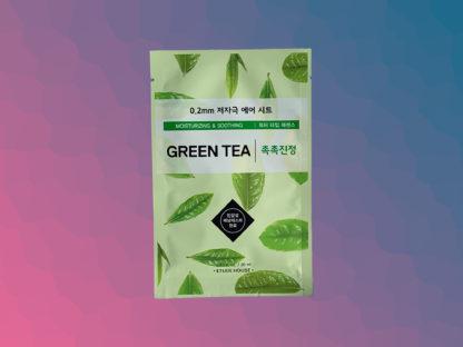 ETUDE 0.2mm Mask Green Tea