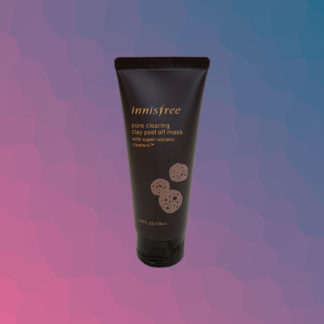 INNISFREE Peel off mask with super volcanic clusters