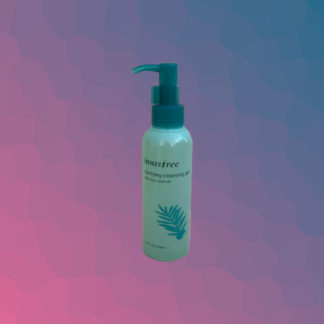INNISFREE Clarifying cleansing gel with bija seed oil