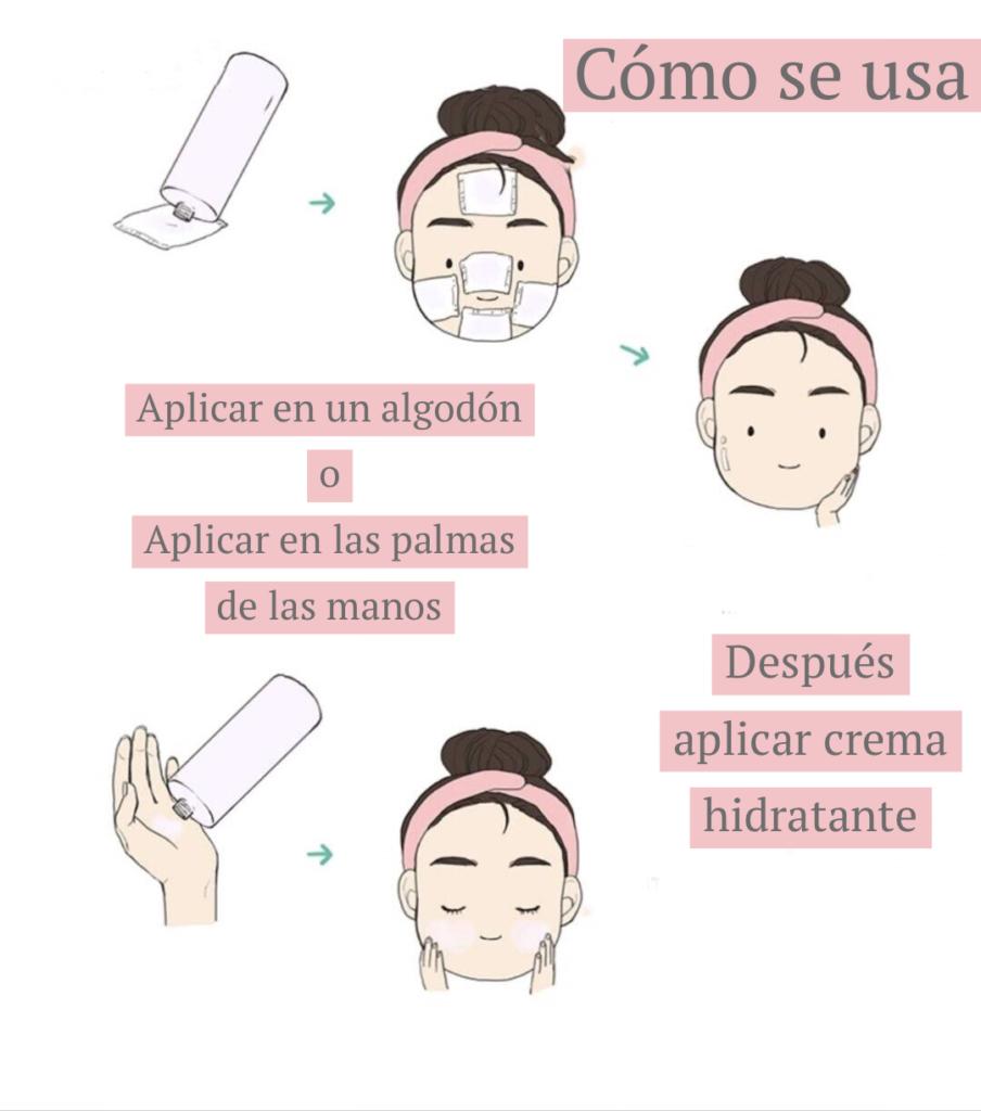 Rutina coreana de belleza: Tónico facial. ¿Cómo se usa?