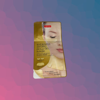 PUREDERM Eye & Neck Hydro Gold Gel Mask