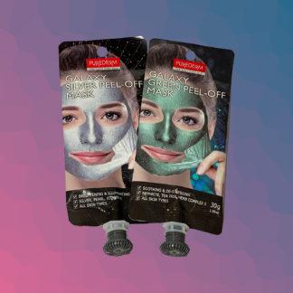 PUREDERM Galaxy Peeloff Mask