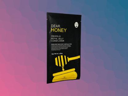 MOKSHA Dear Mask - Honey