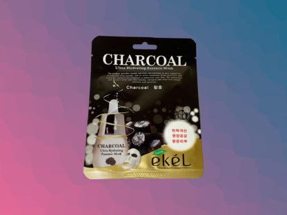 EKEL Ultra Hydrating Essence Mask - Charcoal