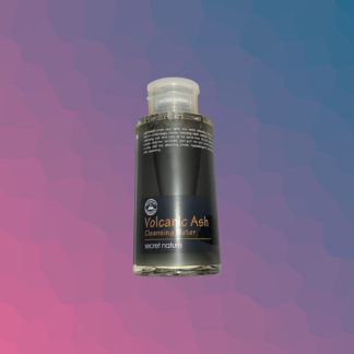 SECRET NATURE Volcanic Ash Cleansing Water