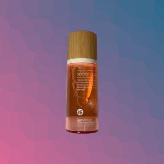 SECRET NATURE Oil to foam Cleanser - Cherry blossom