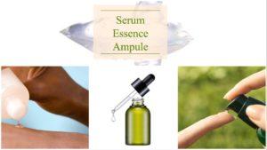 Serum, Essence, Ampule