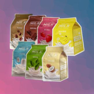 A'PIEU Milk One-Pack Mask Sheet