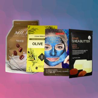 K Masks Set: Firmeza