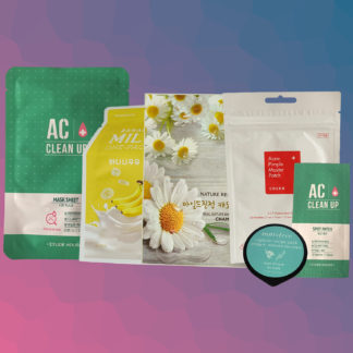 K Masks Set: Acne