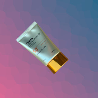 THE FACE SHOP - Power Long-Lasting Sun Cream