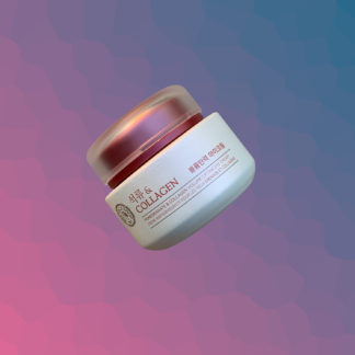 THE FACE SHOP - Pomegranate & Collagen Volumen Lifting Eye Cream